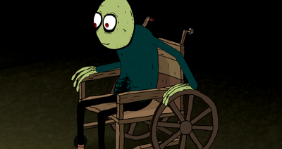 Salad Fingers Nine